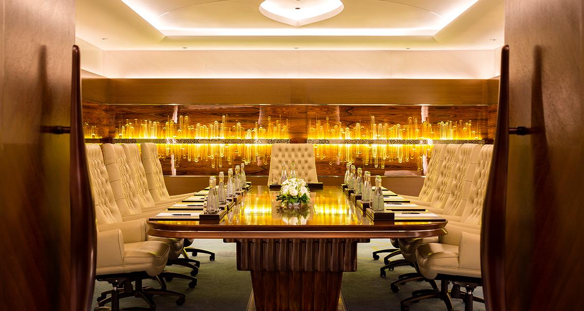 Raffles Jakarta - Boardroom