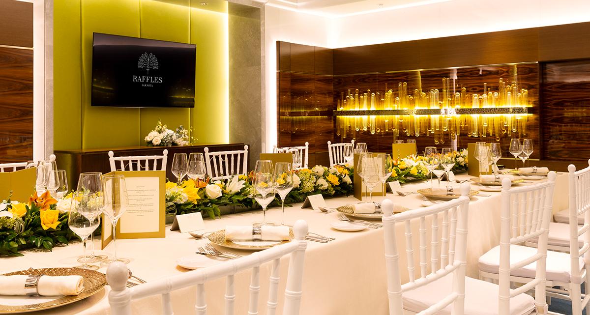 Raffles Jakarta - Paris Meeting Room