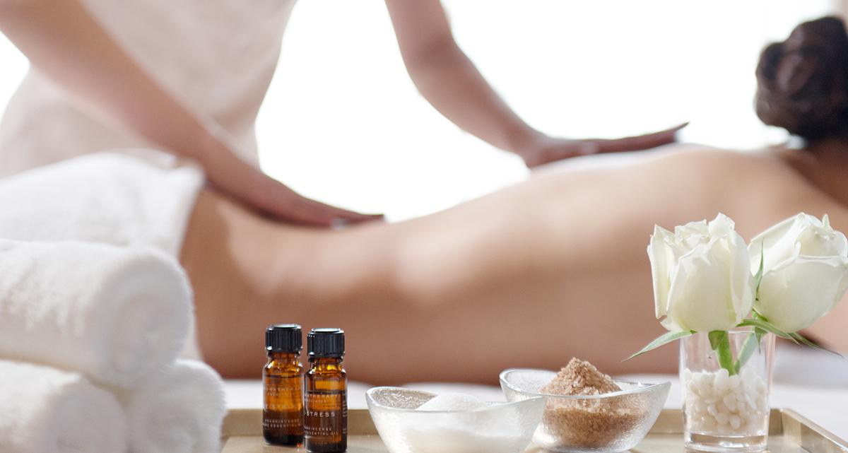 Raffles Jakarta - Body Treatments