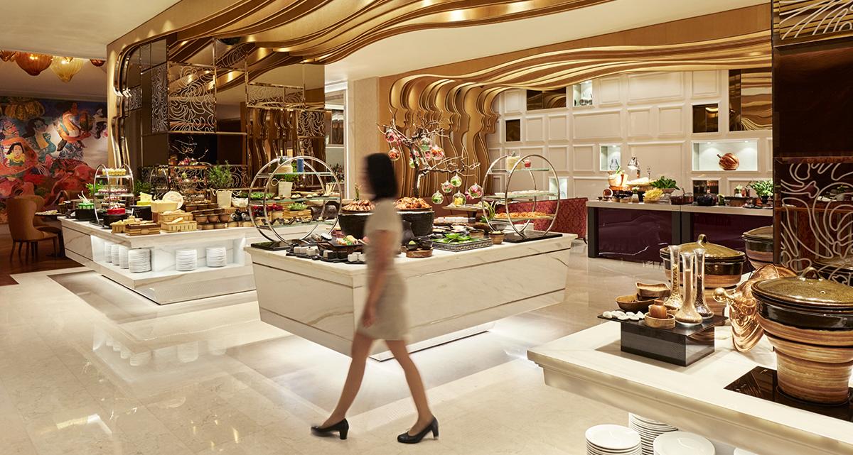 Raffles Jakarta - Arts Café By Raffles