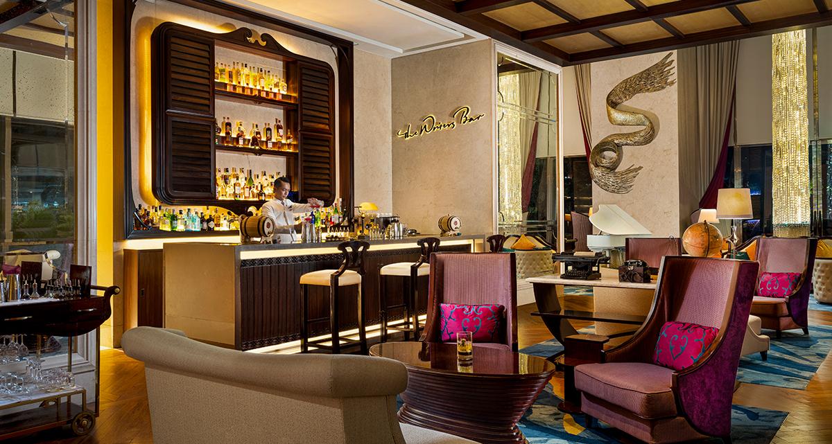 Raffles Jakarta - Dining at Raffles