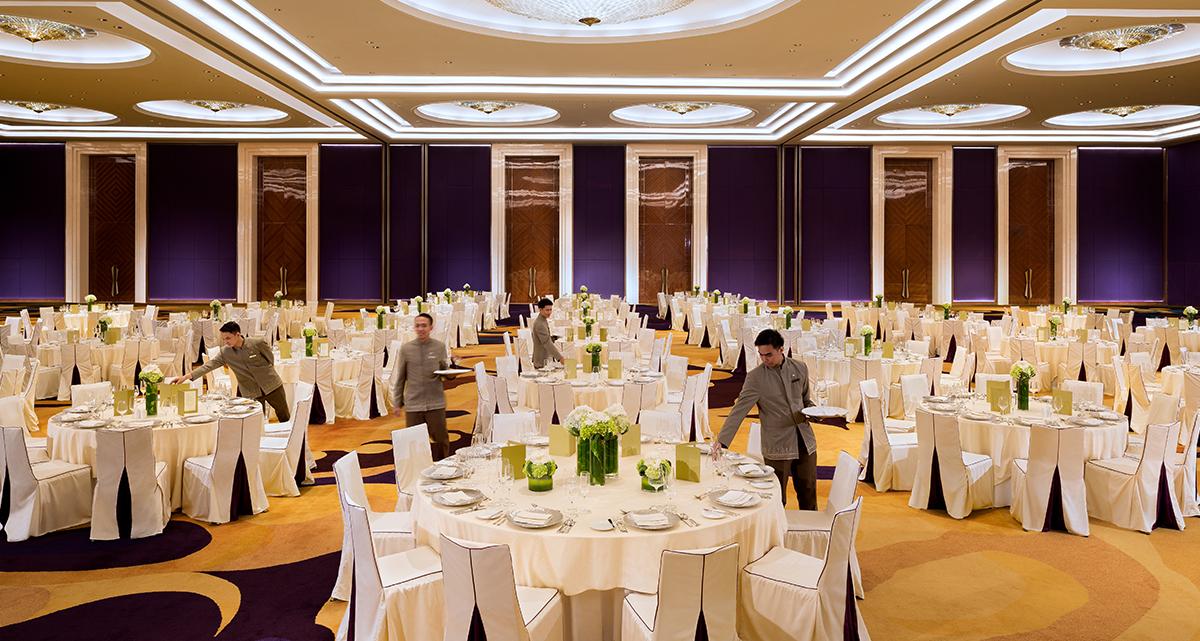 Raffles Jakarta - Dian Ballroom