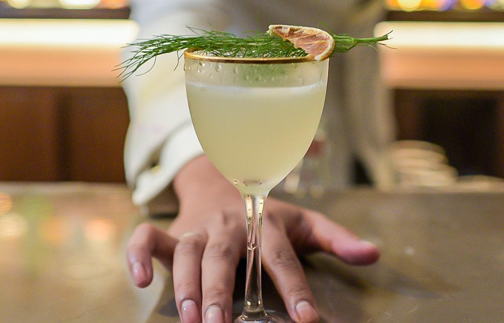 Raffles Jakarta - Cocktails To Go