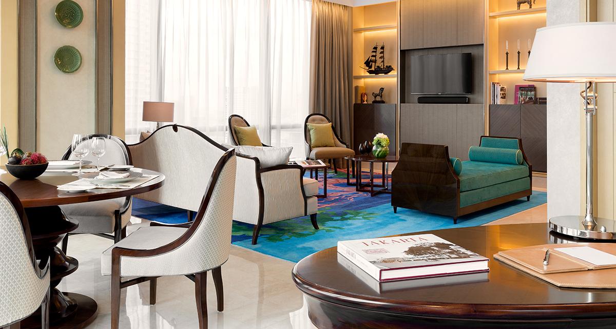 Raffles Jakarta - Garden View Suite